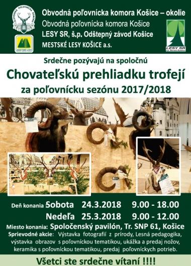 OCHPT Košice-okolie 2017/2018