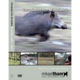 DVD Vzrušujúci lov diviakov a Vysokej zveri
