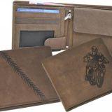 Kožená peňaženka classic rider ležatá