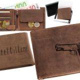 Kožená peňaženka 1911 ležatá
