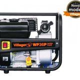 Motorové vodné čerpadlo VILLAGER WP 36 P