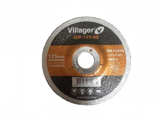 Brúsny kotúč GW11560 VILLAGER