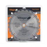 Rezný kotúč na drevo 255x30/25.4x2,6x40T VILLAGER