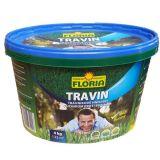 Trávnikové hnojivo Travín 4kg, Floria