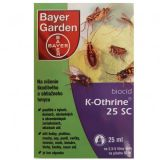 Biocíd K-OTHRINE 25 SC, Bayer Garden