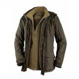 Pánska bunda Blaser Argali2 2in1/ hnedá
