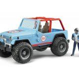 Jeep WRANGLER Cross Country Racer BRUDER