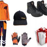 Darčekový set - Bunda, nohavice, topánky, rukavice, šiltovka