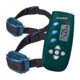Elektronický výcvikový obojok Dogtrace d-control 202 mini pre dvoch psov