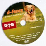 DVD neviditeľný plot d-fence (101 a 1001)
