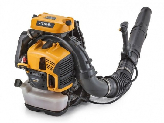 Benzínový chrbtový vysávač na lístie STIGA SBP 375