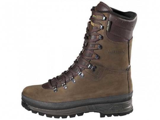 1f18ce366 Poľovnícke kožené čižmy MEINDL Taiga GTX, poľovnícka obuv, ponožky ...