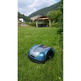 Robotická kosačka WIPER Premium J XK do svahov a 1200m²