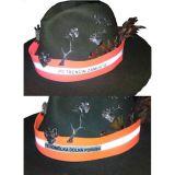 Pásky na klobúk reflexné