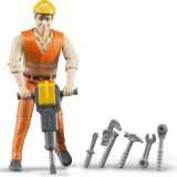 Figúrka stavebný robotník BRUDER