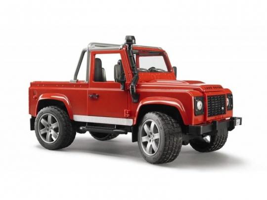 Land Rover Pick Up BRUDER