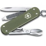 Vreckový nôž Victorinox Classic Alox - 5 funkcií
