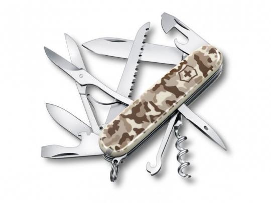 Vreckový nôž Victorinox  Huntsman - 15 funkcií