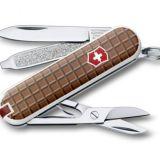 Vreckový nôž Victorinox Chocolate - 7 funkcií modrý