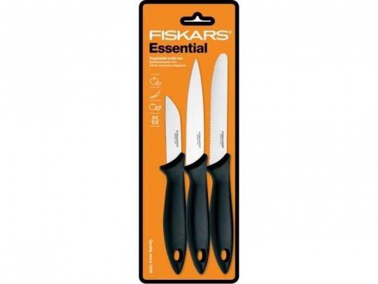 Sada nožov na zeleninu FISKARS Essential