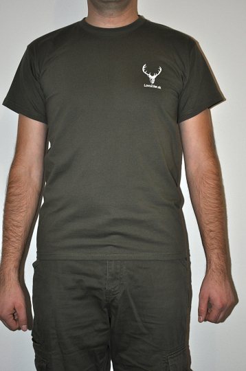 tričko LovuZdar.sk s logom vpredu