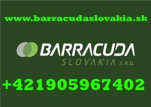 BARRACUDA SLOVAKIA s.r.o.