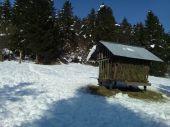 Slnko, seno a sneh