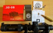 TEST - CZ 557 Synthetic 30-06 Spr. Dlžka Hlavne 520 mm. Strelivo Geco Plus 11,0 g /