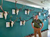 Natura Viva 2018 - kolekce raritních jelenů