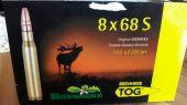 8x68s Brenneke Tog