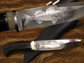 Nůž pro rybáře