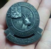 Odznak - Protektorat