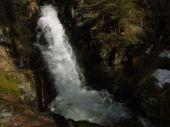 Vodopád pod Barancom - Kotlík