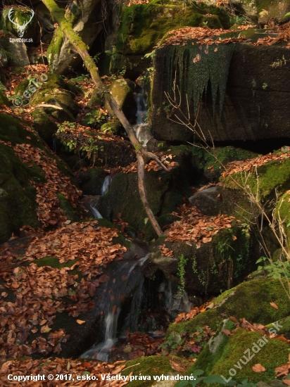 Kotmanovské vodopády