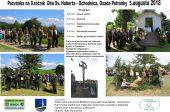 9. ročník Dňa Sv. Huberta -  Ochodnica - osada Petránky