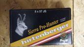 Hirtenberger  sierra 8x57js