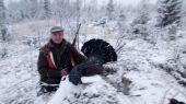 Tetrov hlucháň - môj sen sa mi splnil vo Švédsku