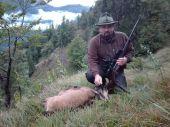 úspěšný lov