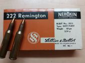 222 Remington Sellier and Bellot