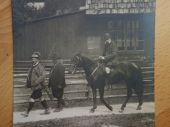 František Jozef I cestou na polovačku