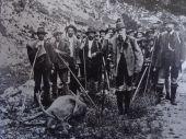 František Jozef s úlovkom