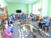 Přednáška pro děti z mateřské školy ve Štěpánově