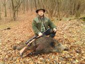 Pasovanie za lovca diviakov
